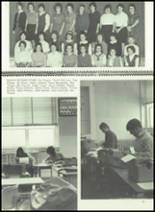 1973 Gilman City High School Yearbook Page 92 & 93