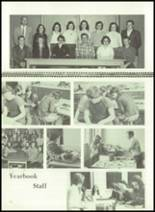 1973 Gilman City High School Yearbook Page 94 & 95