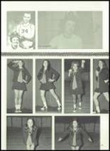 1973 Gilman City High School Yearbook Page 102 & 103