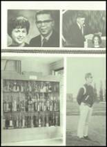 1973 Gilman City High School Yearbook Page 104 & 105