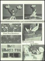 1973 Gilman City High School Yearbook Page 106 & 107