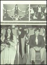 1973 Gilman City High School Yearbook Page 108 & 109