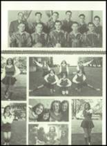 1973 Gilman City High School Yearbook Page 116 & 117