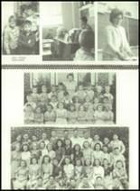1973 Gilman City High School Yearbook Page 126 & 127