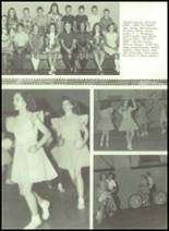 1973 Gilman City High School Yearbook Page 132 & 133