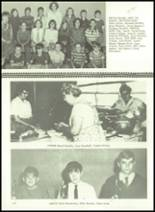 1973 Gilman City High School Yearbook Page 136 & 137