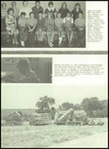 1973 Gilman City High School Yearbook Page 138 & 139