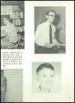 1973 Gilman City High School Yearbook Page 156 & 157