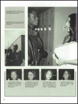 2000 Shaw High School Yearbook Page 16 & 17