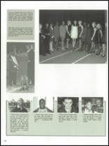 2000 Shaw High School Yearbook Page 24 & 25