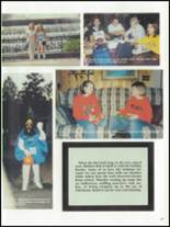 2000 Shaw High School Yearbook Page 30 & 31