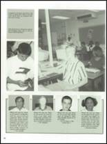 2000 Shaw High School Yearbook Page 32 & 33