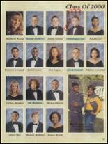 2000 Shaw High School Yearbook Page 44 & 45