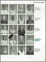 2000 Shaw High School Yearbook Page 72 & 73