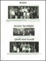 2000 Shaw High School Yearbook Page 128 & 129