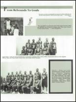 2000 Shaw High School Yearbook Page 164 & 165