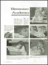 2002 Indiana Christian Academy Yearbook Page 14 & 15