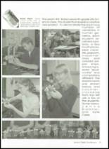 2002 Indiana Christian Academy Yearbook Page 24 & 25