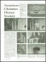 2002 Indiana Christian Academy Yearbook Page 44 & 45