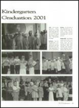 2002 Indiana Christian Academy Yearbook Page 50 & 51
