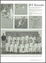 2002 Indiana Christian Academy Yearbook Page 54 & 55