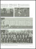 2002 Indiana Christian Academy Yearbook Page 56 & 57