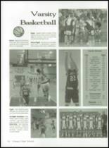 2002 Indiana Christian Academy Yearbook Page 66 & 67