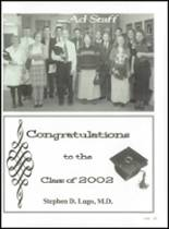 2002 Indiana Christian Academy Yearbook Page 70 & 71