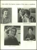 1967 Santa Catalina School Yearbook Page 28 & 29