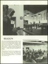 1967 Santa Catalina School Yearbook Page 34 & 35
