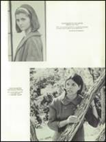 1967 Santa Catalina School Yearbook Page 110 & 111