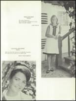 1967 Santa Catalina School Yearbook Page 128 & 129