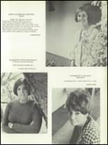 1967 Santa Catalina School Yearbook Page 136 & 137