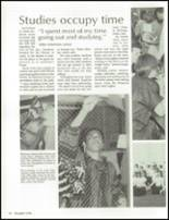 1993 Round Rock High School Yearbook Page 20 & 21