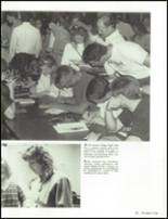 1993 Round Rock High School Yearbook Page 28 & 29