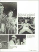 1993 Round Rock High School Yearbook Page 42 & 43