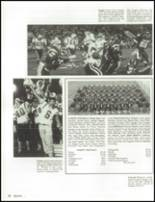 1993 Round Rock High School Yearbook Page 54 & 55