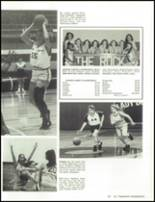 1993 Round Rock High School Yearbook Page 70 & 71