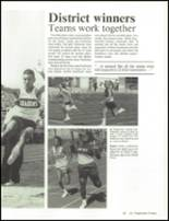 1993 Round Rock High School Yearbook Page 84 & 85