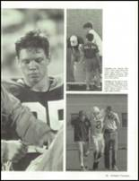 1993 Round Rock High School Yearbook Page 98 & 99