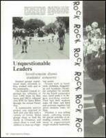 1993 Round Rock High School Yearbook Page 128 & 129