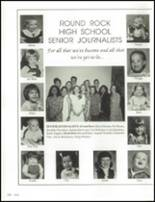 1993 Round Rock High School Yearbook Page 242 & 243