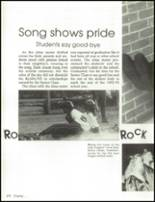 1993 Round Rock High School Yearbook Page 284 & 285