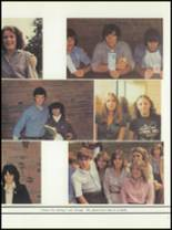 1981 Lyman Hall High School Yearbook Page 12 & 13