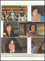 1981 Lyman Hall High School Yearbook Page 16 & 17