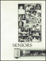 1981 Lyman Hall High School Yearbook Page 20 & 21