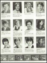 1981 Lyman Hall High School Yearbook Page 34 & 35