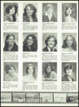 1981 Lyman Hall High School Yearbook Page 40 & 41