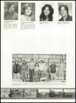 1981 Lyman Hall High School Yearbook Page 46 & 47