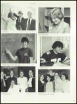 1981 Lyman Hall High School Yearbook Page 50 & 51